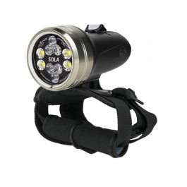 Phare Polyvalent Sola Dive 2500 S/F Light and Motion