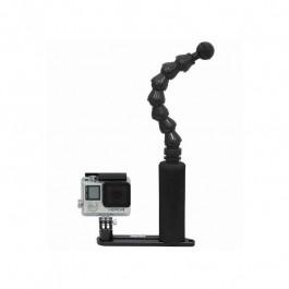 Platine GoPro un bras flexible Bigblue