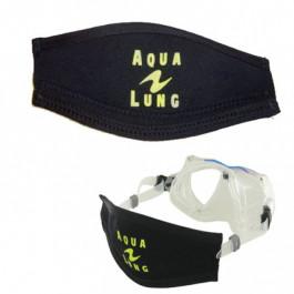 Protège sangle de masque Logo