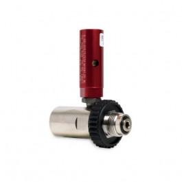Adaptateur DIN 300 femelle / DIN 200 mâle sécurisé pour compresseur