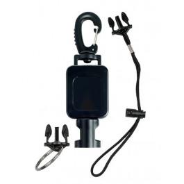 Rétracteur compact pour lampe ou console