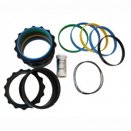 Si-Tech Quick Glove & Quick Clamp Complete Combo Set Dry Glove System