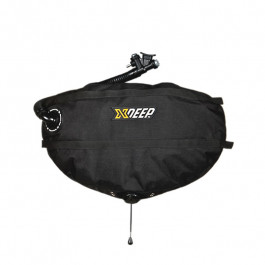 Sidemount Wing Stealth 2.0 seule XDEEP