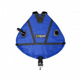 Wing Complete Sidemount STEALTH 2.0 TEC Bleu XDEEP