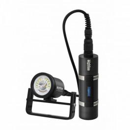 VTL8000PC Slim : Lampe d'exploration déportée 10° et 120° et valise de protection