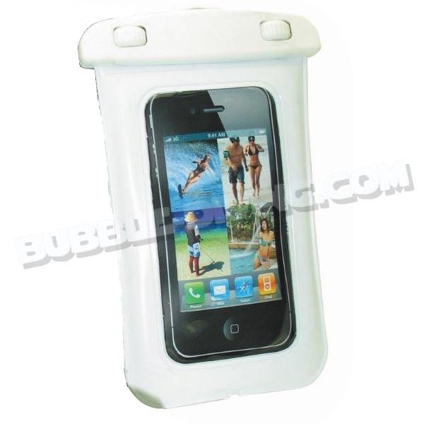 Housse tanche ip004 pour iphone 4 5 de la marque aquatys for Housse etanche iphone