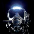 Lumière frontale masque Neptune Space Ocean Reef