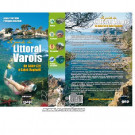 LIVRE LE GUIDE DU LITTORAL VAROIS EDITIONS GAP