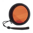 "Filtre orange IKELITE 3,6"" eaux tropicales 6441.42"