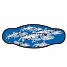 Neoprene mask strap Barracuda
