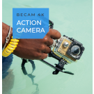 Pack Complet camera BECAM Gold 4K 16MPx Best Divers