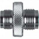 Adaptateur Helium W21.8 Mâle vers DIN 300 bar Mâle