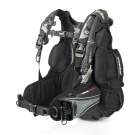 Gilet de stabilisation dorsal Air Travel Bleu