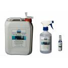 Désinfectant sans rinçage pour matériel de plongée : Oksybio100 EcoSterix