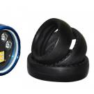 Bague caoutchouc pour phare Neptune 3/4 -Diam. 60mm