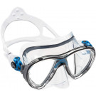 Masque Big Eyes Evolution Cressi - Clear Blue