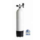Bouteille 12 Litres LONG ROTH 2 Sorties 300 Bar
