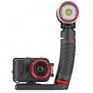 Caméra Vidéo Embarquée REEF MASTER RM 4K Set PRO 2000 F SEALIFE