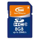 Carte SD 8 GB CLASSE 10