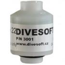 Cellule Oxygene DIVESOFT 22