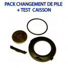 Pack Changement de Pile Ordinateur+transport A/R