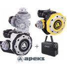 Pack détendeur de plongée MTX-R Apeks