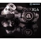 Pack détendeur XL4 DIN + octopus APEKS
