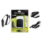chargeur Nx Ready 4 accus + prise allume cigare + USB