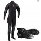 Pack Everdry 4 Homme avec Rock Boot Etanche Scubapro