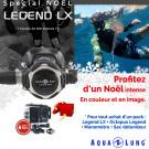 Pack Noel Aqualung Legend LX (Sup) DIN ACD + Caméra SK8 4K Offert !!