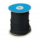 Fil corde Polyester Noir 1,5 vendu au Mètre