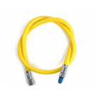 Flexible MP Moyenne Pression 2,10 m jaune