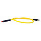 Flexible Aqua Flex MP Jaune 1m LEGEND Aqualung