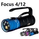 Phare Lithium Focus 4/12 Bersub avec chargeur