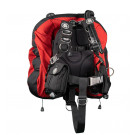 "Pack Harnais Comfort SYSTEM III ""Signature"" Wing Deep Ocean 2.0 OMS"