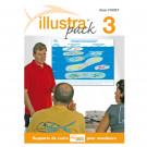 CD-ROM Illustrapack 3 ème édition : support de cours Plongée Plaisir pour moniteurs Alain FORET
