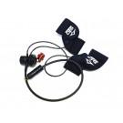 Microphone et Ecouteurs pour FFM Interspiro AGA OTS