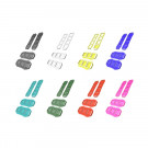 kit coloré pour bretelles & ceinture S-TEK SCUBAPRO