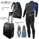 Kit Voyage Aqualung Hot Homme