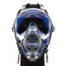 Masque Facial Neptune Space G divers Ocean Reef Cobalt
