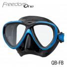 Masque TUSA freedom ONE Bleu Jupe Noir