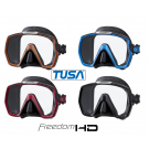 Masque Monoverre TUSA Freedom HD