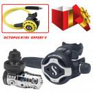 Pack NOEL MK25 EVO DIN S620Ti + Octopus R195 Offert !
