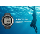 Ordinateur D4F Black Suunto