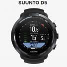 Ordinateur de plongée Suunto D5 avec écran couleur et bracelets interchangeables