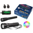 Pack de lampes AL1200WP II, AL250 et Easyclip Rainbow BIGBLEU