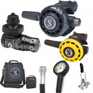 Pack MK25 EVO G260 Black Tech SCUBAPRO