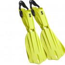 Palmes réglables Seawing Nova 2 Scubapro jaune