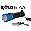 Phare EXPLO 6 Bersub AA / LR6 - 2300 Lumens