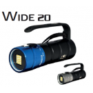 Phare Wide 20 Lithium Bersub avec chargeur